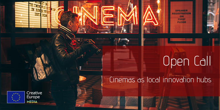 Cinemas as innovation hubs for local communities